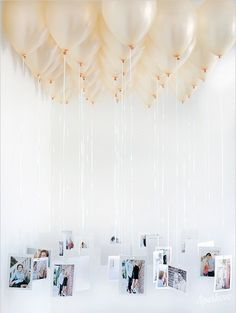 Kreatívne inšpirácie / fotografie+balóny