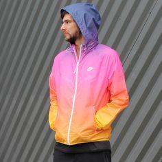 Nike Sunset Windrunner Jacket. Amazing!