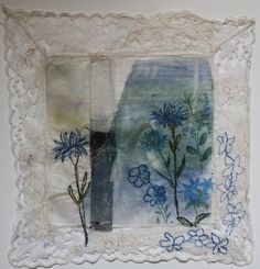 Cas Holmes of Maidstone, Kent, United Kingdom is interview 106 of the Weekly Artist Fibre Interviews