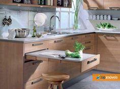 Clique na foto e saiba como decorar e otimizar o espaço ao mesmo tempo!