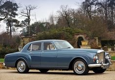 1962 Bentley S3 Continental Flying Spur Saloon by H.J. Mulliner (chassis BC10AX)