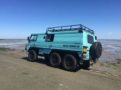 All Terrain - Pinzgauer 4x4 Trucks, Dodge Trucks, Diesel Trucks, Truck Mods, 4x4 Camper Van, Off Road Camper, Motorcycle Camping, Truck Camping, Steyr
