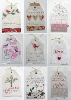 Make Handmade Heirloom Treasures with Fabric Scraps
