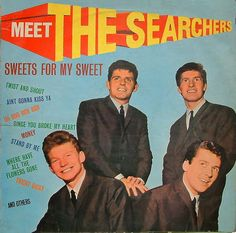 Pandora Radio - Listen to Free Internet Radio, Find New Music The Searchers Band, Top 20 Albums, Union Gap, Gerry And The Pacemakers, Goodbye My Love, Twist And Shout, Rock And Roll Bands, Music Albums, Popular Music