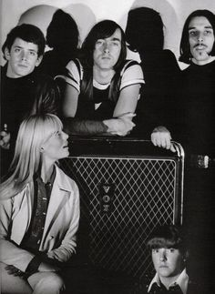 The Velvet Underground with Nico.