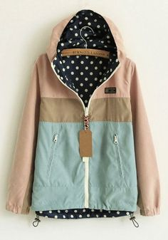 Fashion Is Life: Beautiful Color jacket for Ladies