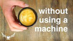 Super portable Espresso maker just brilliant. #barista #coffee #latteart #latte #cafe #espresso #starbucks #Hospitality