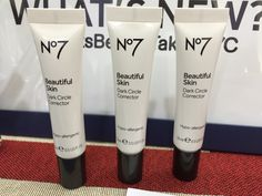 Boots No7 Beautiful Skin Dark Circle Corrector