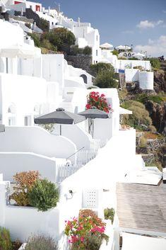 Caldera houses, Oia, Santorini