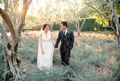 San Ysidro Ranch wedding photos