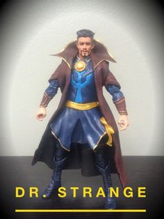Dr. Strange (Marvel Legends) Custom Action Figure