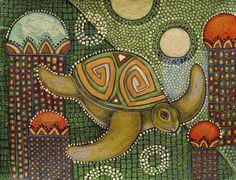 Curious Creatures: Unique Animal Art & Fantasy Art by Lynnette Shelley