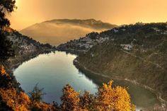 Nainital Lake, Nainital, Uttarakhand, India