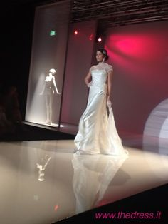 Formal Dresses, Wedding Dresses, One Shoulder Wedding Dress, Glamour, Fashion, Formal Gowns, Alon Livne Wedding Dresses, Fashion Styles, Weeding Dresses
