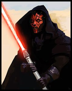 #Darth #Maul #Fan #Art. (Star wars - Darth maul) By: Jamga. (THE * 5 * STÅR * ÅWARD * OF: * AW YEAH, IT'S MAJOR ÅWESOMENESS!!!™) ÅÅÅ+