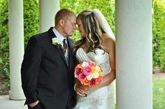 Weddings   Kat Hall Photography  #weddingphotography #Cincinnatiphotographer #Cincinnatiwedding #Norlynmanor #classicwedding #dropwaist #sweetheart #summerwedding #julywedding