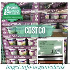 Last one of @costco  Deals  sorry about the delay had a play date today but the complete list is posted on TomorrowsMom.com along with other organic deals to catch this week!