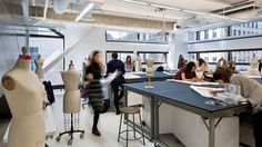 University Buildings Make the Grade with Innovative Design | University Center at the New School in New York City by SOM. #design #interiordesign #interiordesignmagazine #architecture #university #fashion