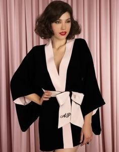 db3f16d990 Agent Provocateur Robe Sweet Nothings