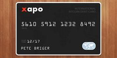 The World's First #Bitcoin Debit Card Is Almost Here