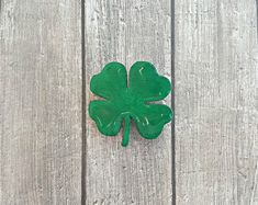 Did you know that the Four Leaf Clover is the most popular amulet for good luck? Each leaf represents success, health, love and luck. 🍀 Available online. Link in bio! Resin Jewelry, Handmade Jewelry, Handmade Gifts, Unique Gifts For Her, Wooden Earrings, Four Leaf Clover, Polymer Clay Earrings, Resin Art, Best Gifts