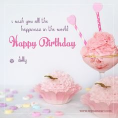 Happy Birthday Wishes Images With Name, Birthday Card Maker Online Happy Birthday Flowers Wishes, Birthday Wishes Greeting Cards, Happy Birthday Wishes Images, Beautiful Birthday Cards, Happy Birthday Dear, Birthday Wishes Funny, Happy Birthday Greetings, Blue Birthday Cakes, Make Birthday Cake