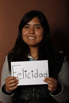 Happiness, Irma Luna, Estudiante,UANL,Monterrey, México