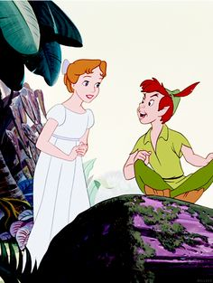 Peter Pan && Wendy