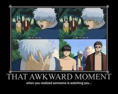 This was hilarious. Until Katsura. Katsura was just weird. Well, Shinpachi and Madao were being weird too.