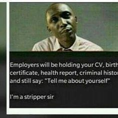 What Job Seekers Go Through In The Hands On Employers (Hilarious Pic) - Jokes Etc - Nigeria