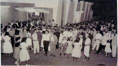 Inauguração do Cine São Jorge. Final dos anos 50.