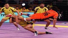 Telugu Titans whip U Mumba Read complete story click here http://www.thehansindia.com/posts/index/2015-08-19/Telugu-Titans-whip-U-Mumba-171023