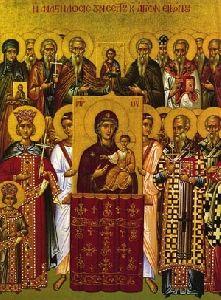 Sun. Of Orthodoxy