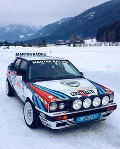 Ferrari, Lamborghini, Audi, Porsche, Subaru Rally, Rally Car, Lancia Delta, Toyota, Martini Racing