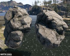 AlexStroukoff_3D_RockModA