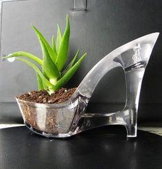 tacón-jardineria-alicante. ¿Se podrá hacer con otras sandalias más bajas?