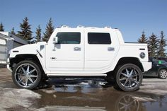 Astonishing Hummer Photos 10 – Cars is Art Hummer Cars, Hummer Truck, Hummer H3, My Dream Car, Dream Cars, White Hummer, Pt Cruiser, My Ride, Pickup Trucks
