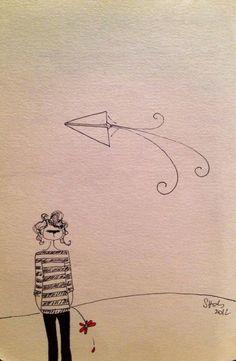 Pétala - Moleskine - caneta fine line #tapiocacomlimao #arte #ilustração #design #desenho