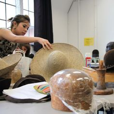 London College of Fashion short courses