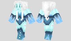 Crystal Girl Skin para Minecraft