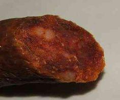 Paprika salami 2. Salami Recipes, Sausage Recipes, How To Make Sausage, Barbecue, Grilling, Pork, Beef, Fresh, Garlic