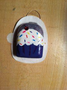 Purple Cupcake By Evarínagarm Guardian 11-27-16 (OmniPod Decorating)