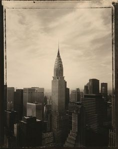Chrysler Building, New York, 1995