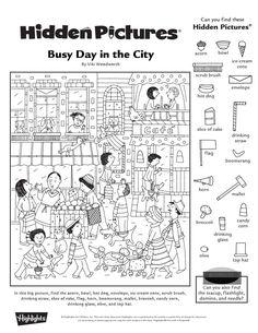 0번째 이미지 Hidden Picture Puzzles, Hidden Object Puzzles, Games For Kids, Activities For Kids, Hidden Pictures Printables, Highlights Hidden Pictures, Iphone Wallpaper Vsco, Paper Games, Hidden Objects