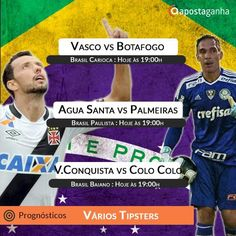 Derbys, clássicos e grandes jogos pelos Estaduais do Brasil. Confiram os prognósticos selecionados:  http://www.apostaganha.com/2016/03/27/prognostico-apostas-agua-santa-vs-palmeiras-paulista-74684/  http://www.apostaganha.com/2016/03/27/prognostico-apostas-agua-santa-vs-palmeiras-paulista-7468322/  http://www.apostaganha.com/2016/03/26/prognostico-apostas-vasco-vs-botafogo-carioca-74664/  http://www.apostaganha.com/2016/03/26/prognostico-apostas-vasco-vs-botafogo-carioca-7464…