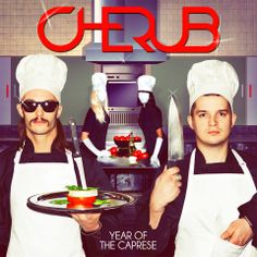 "Cherub's new album 'Year Of The Caprese', featuring ""Doses & Mimosas"", is now available! http://smarturl.it/YOTCiTunes"