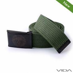 VIDA – Military Belt