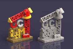 GC 4M Members Award - OBJ - 3D CAD model - GrabCAD