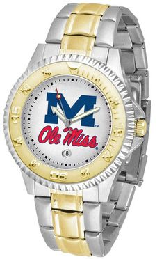 NCAA Mississippi Rebels - Ole Miss-Competitor Two-Tone