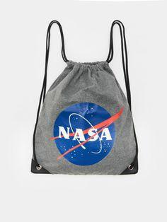 Nasa, Herschel, Drawstring Backpack, Backpacks, Products, Fashion, Moda, Fashion Styles, Backpack